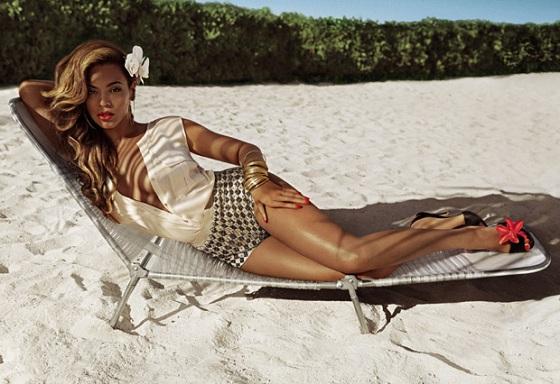 Beyoncé w kampanii H&M lato 2013 - mamy pierwsze zdjęc