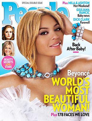 Jak Beyonce zrzuciła zbędne kilogramy?