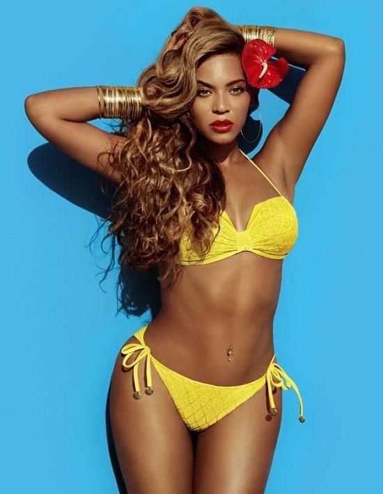 Beyoncé w kampanii H&M - kolejne zdjęcia