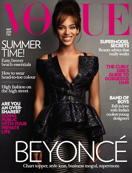 Beyonce ponownie na okładce Vogue!