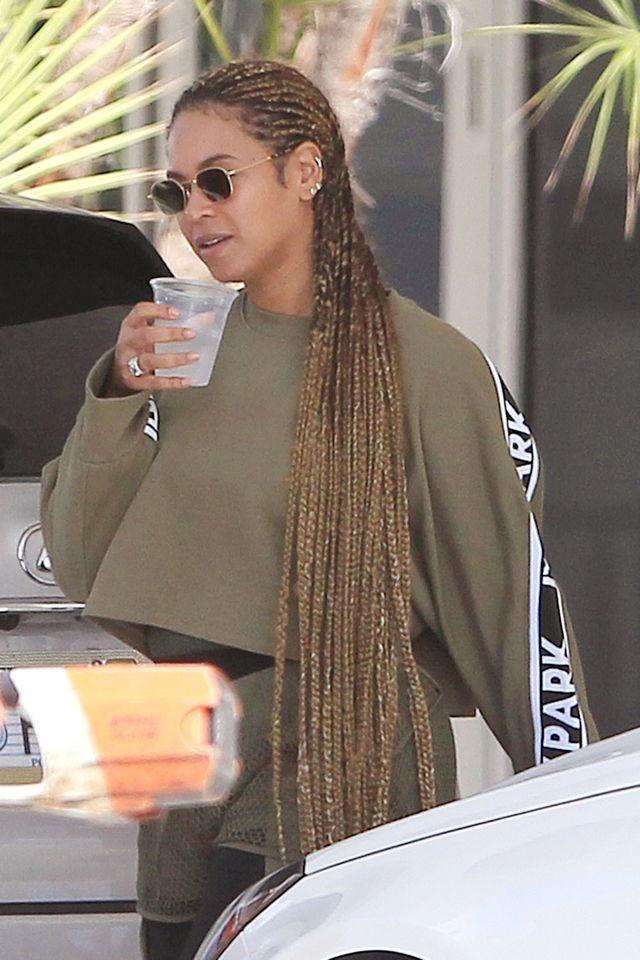 Zobaczcie najnowszą fryzurę Beyonce! Wygodna? (FOTO)