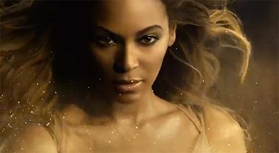 Beyonce w reklamie swoich nowych perfum (VIDEO)
