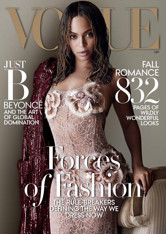 Beyonce się ogląda, z Beyonce się nie rozmawia