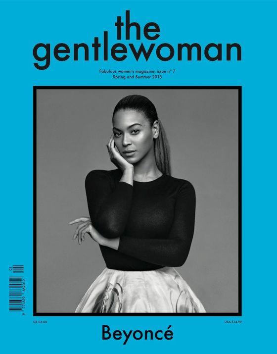 Beyonce na okładce The Gentlewoman (FOTO)