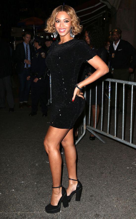 Beyonce przyćmiła inne gwiazdy na imprezie Top Shopu? SONDA