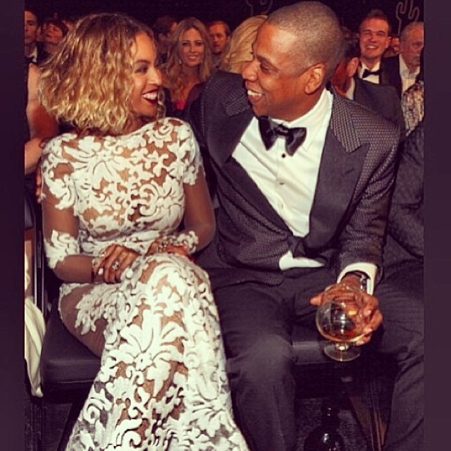 Kilka ciekawostek o kreacji Beyonce z gali Grammy 2014
