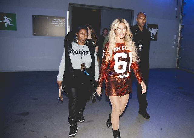 Beyonce znowu błyszczy na scenie (FOTO)