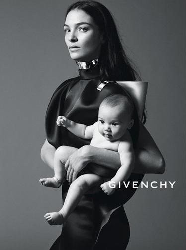 Pierwsze zdjęcia kampanii Givenchy wiosna 2013