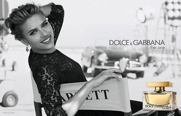 Scarlett Johansson i McConaughey w kampanii Dolce&Gabanna