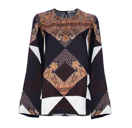 Fergie w bluzce  Givenchy  (FOTO)