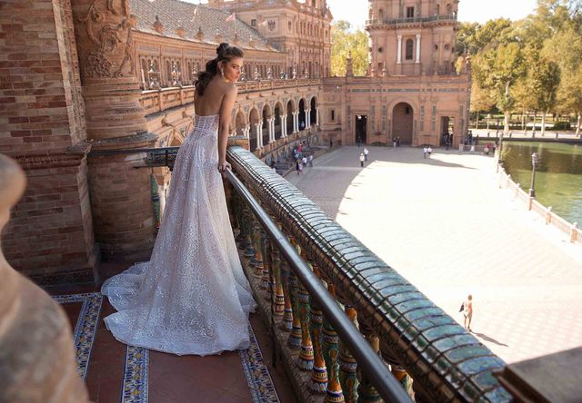 Suknie ślubne na jesień/zimę 2018 od Berta Bridal sprawią, ze zaniemówicie!