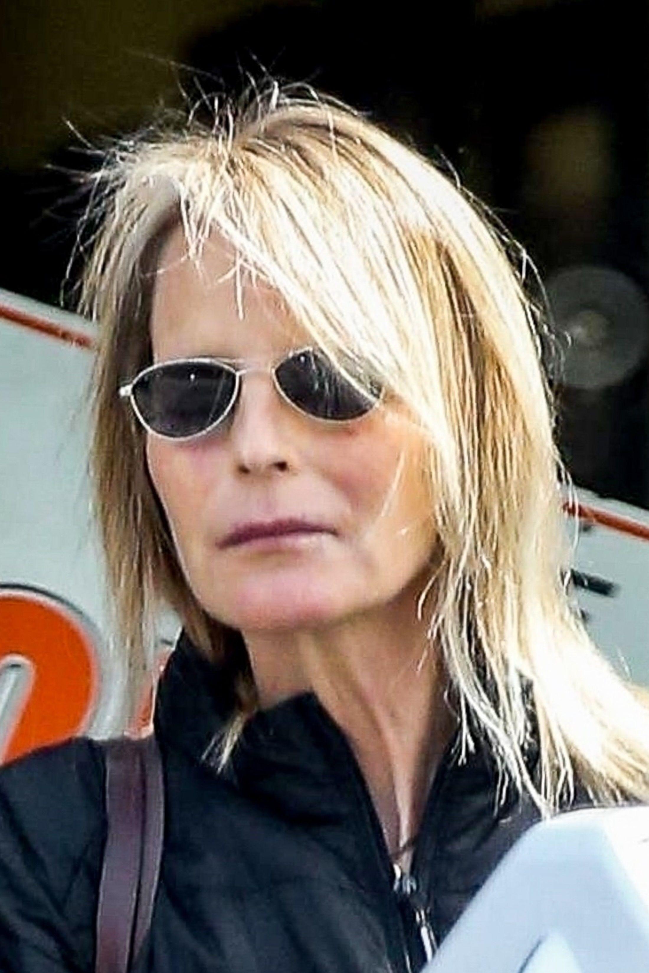 Co się stało z twarzą Helen Hunt? Aktorka nie jest w najlepszej formie