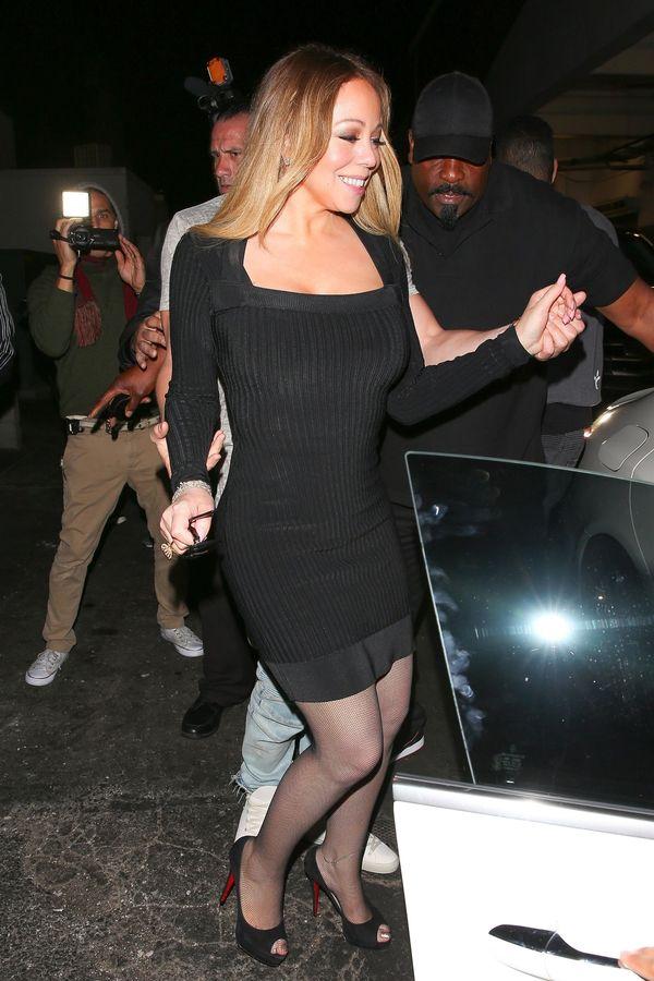 Mariah Carey poddała się operacji zmniejszenia żołądka! (FOTO)