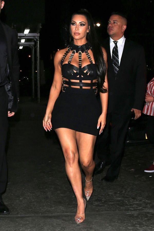 Teraz już na poważnie... Kim Kardashian w końcu pokazała się bez makijażu