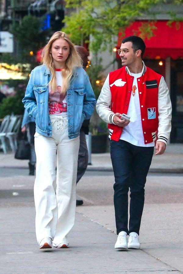 Zdziwicie się kiedy zobaczycie, jak na co dzień ubiera się Sophie Turner!