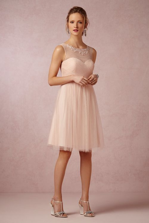 Pastelowe suknie ślubne na jesień 2014 od BHLDN (FOTO)