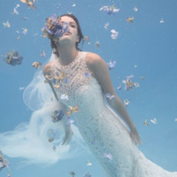 Romantyczne suknie ślubne od BHLDN (FOTO)