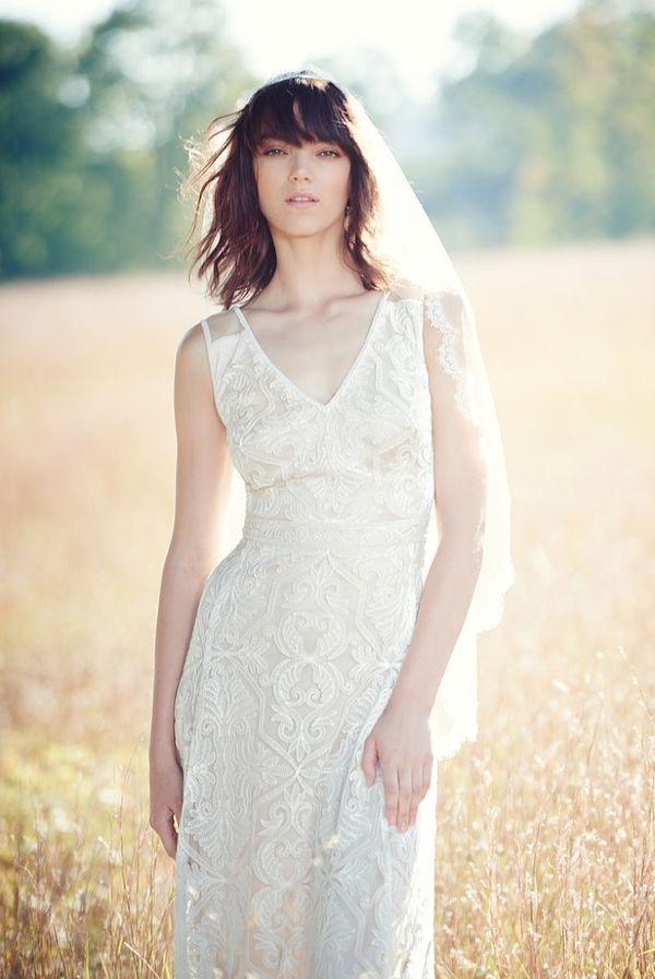 Suknie ślubne na jesień 2014 od BHLDN (FOTO)