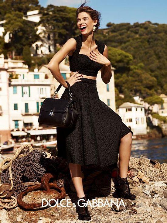 Bianca Balti w Dolce & Gabbana (FOTO)