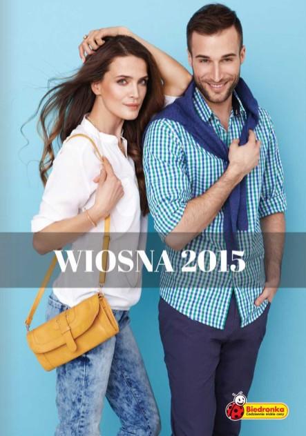 Nowa kolekcja w Biedronce - Wiosna 2015 (FOTO)