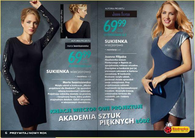 Moda wkracza w progi Biedronki... (FOTO)