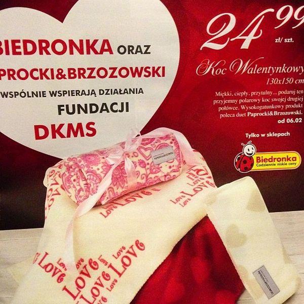 Paprocki&Brzozowski projektują dla Biedronki?