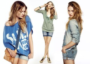Wiosenny lookbook marki Big Star