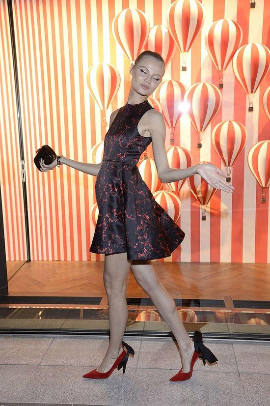 Frąckowiak i Bijoch na otwarciu butiku Louis Vuitton (FOTO)
