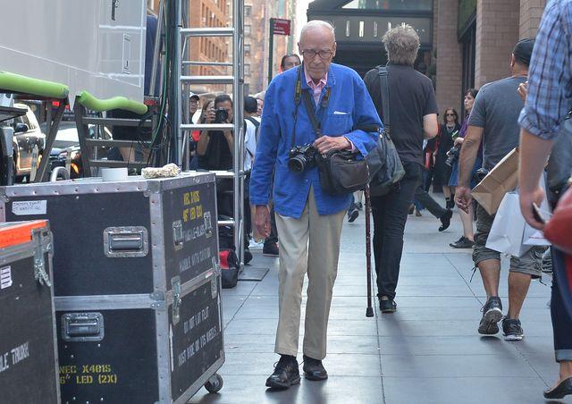 Branża modowa pożegnała właśnie legendę, Billa Cunninghama