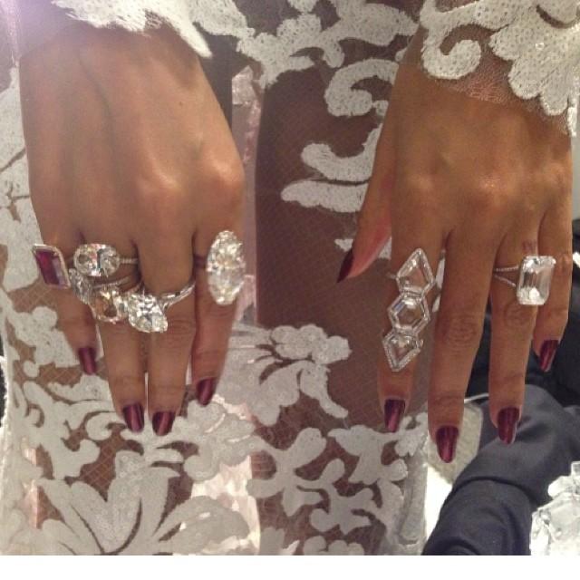 Lorraine Schwartz - Beyonce - Grammy 2014!