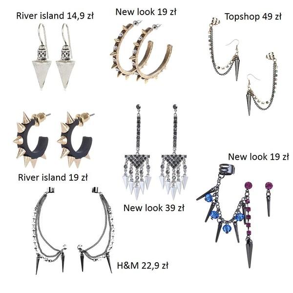 Przegląd biżuterii z ćwiekami