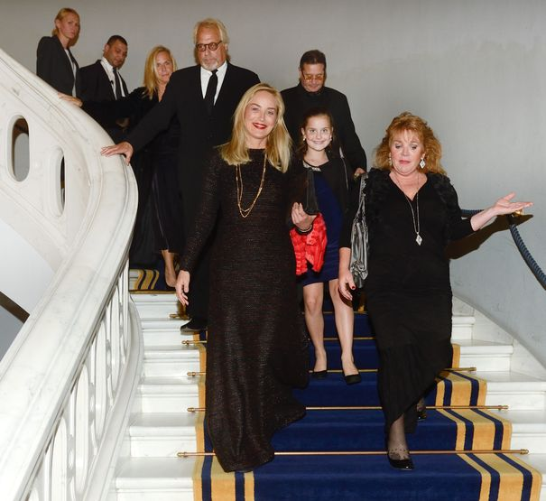 Sharon Stone w butiku Bizuu (FOTO)