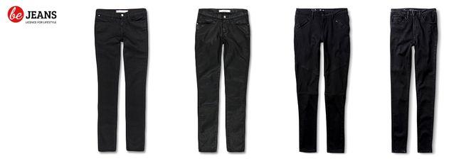 Czerń wciąż w modzie - przegląd najciekawszych ubrań