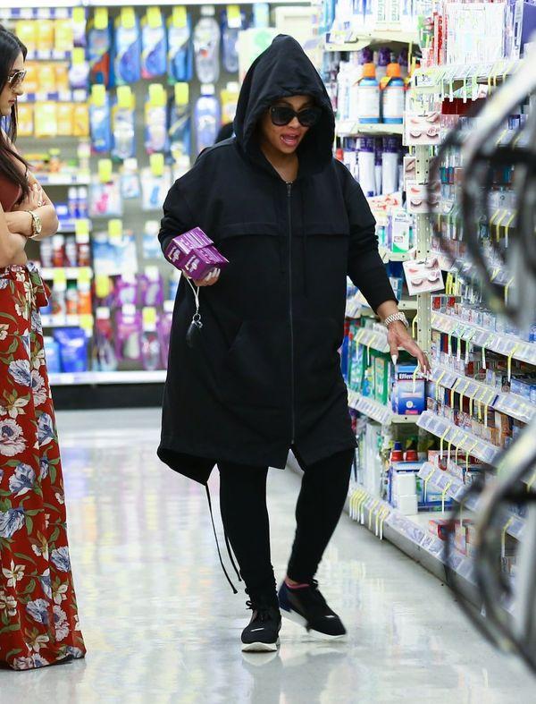 Kardashianki, przesuńcie się! Oto nadchodzi Blac Chyna (FOTO)
