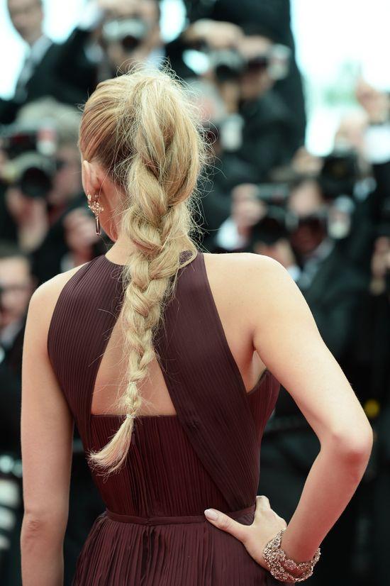 Czarująca Blake Lively na festiwalu filmowym w Cannes (FOTO)
