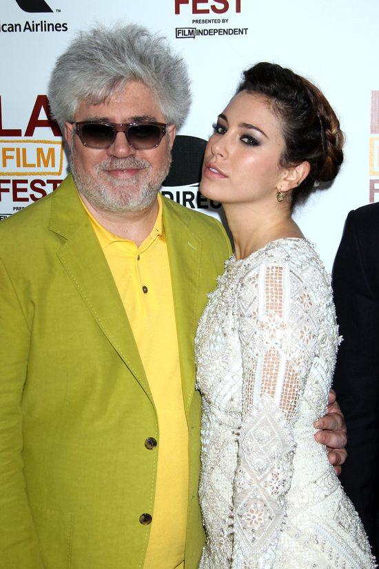 Blanca Suarez w Emilio Pucci