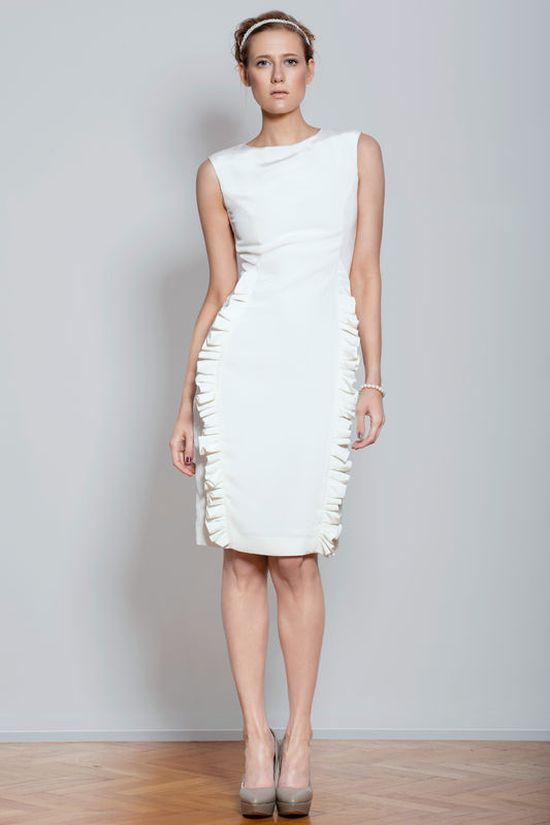 Minimalizm sukien ślubnych Blessus Brides No. 2 (FOTO)