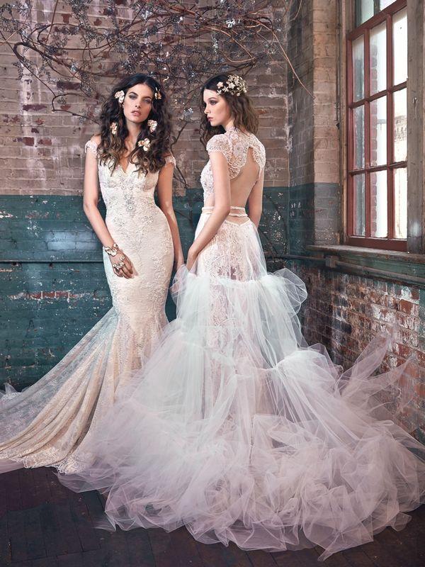 Suknie ślubne Galia Lahav - Les Reves Bohemians (FOTO)