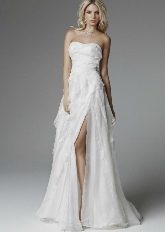 Suknie ślubne Blumarine kolekcja 2013