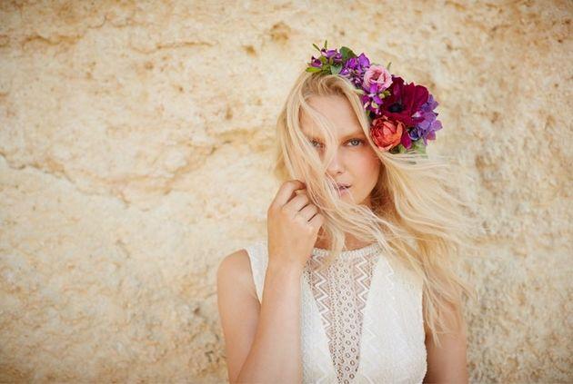 Romantycznie suknie ślubne od BHLDN (FOTO)