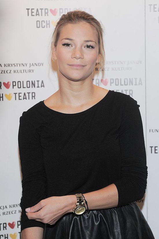 Siostry Bohosiewicz na premierze w Teatrze Polonia (FOTO)