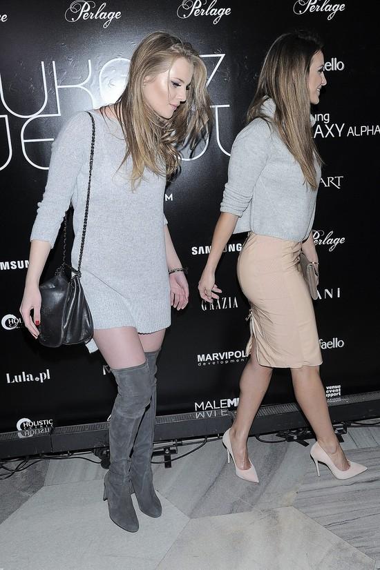 Sara-nie-celebrytka pozuje z siostrą na ściance (FOTO)