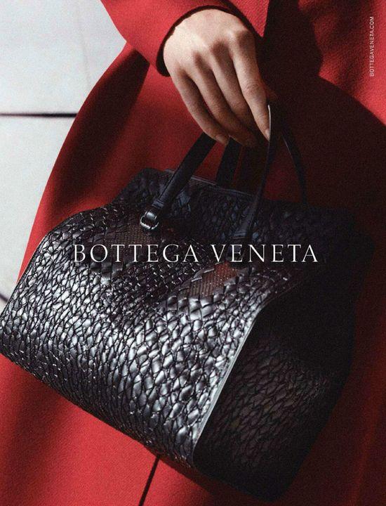 Bottega Veneta kampania jesień-zima 2013/14