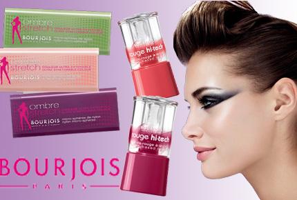 bourjois, kosmetyki, makijaż, uroda, nowości, usta, oczy, cienie do powiek, pigmenty, błyszczyk