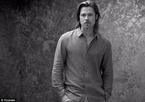 Brad Pitt dla Chanel No.5 - kolejna odsłona (VIDEO)