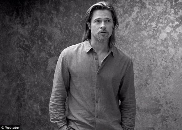 Brad Pitt dla Chanel No.5 (VIDEO)