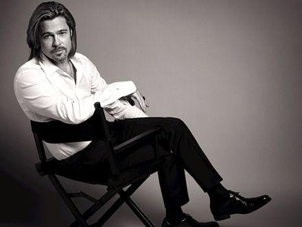 Brad Pitt reklamuje Chanel No.5 (FOTO+VIDEO)