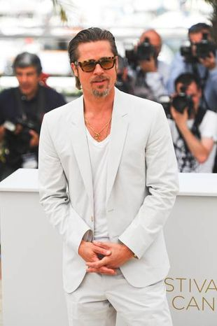 Brad Pitt twarzą Chanel N° 5