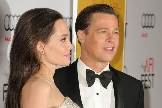 Angelina Jolie rozwodzi się z Bradem Pittem!