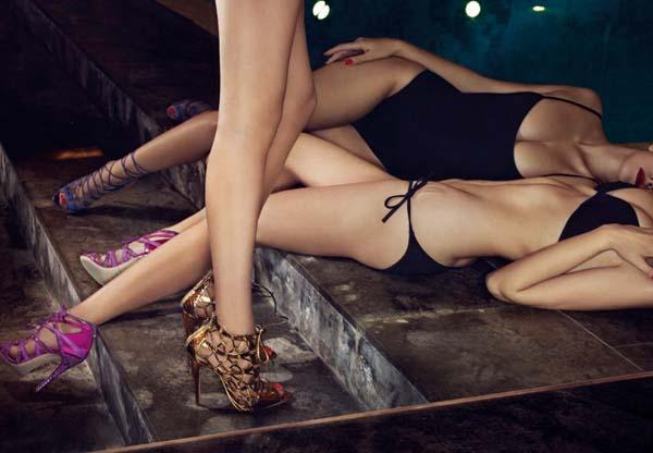Seksowny lookbook Briana Atwooda